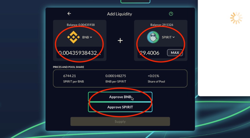 スクリーンショット 2021 07 05 1.57.00 1024x568 - 【DeFi】ShadowSwapのラグプルを回避できるスキル!今や知ってて当然の直コンを再度解説します。