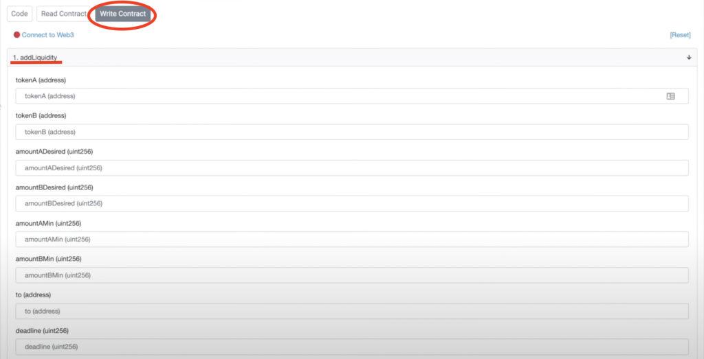 スクリーンショット 2021 07 05 17.56.58 1 1024x523 - 【DeFi】直接コントラクトからLPを作成する方法を徹底解説します。