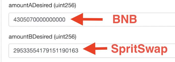 スクリーンショット 2021 07 06 19.28.42 - 【DeFi】直接コントラクトからLPを作成する方法を徹底解説します。