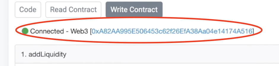 スクリーンショット 2021 07 06 20.54.08 - 【DeFi】直接コントラクトからLPを作成する方法を徹底解説します。
