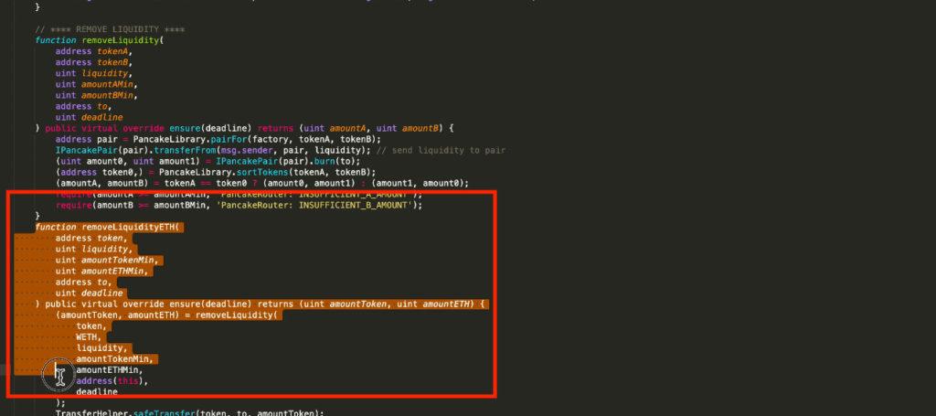 スクリーンショット 2021 07 07 19.16.48 1 1024x455 - 【DeFi】直接コントラクトからLPを解体する方法を徹底解説します。