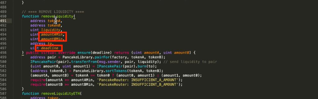 スクリーンショット 2021 07 07 23.44.19 1024x320 - 【DeFi】直接コントラクトからLPを解体する方法を徹底解説します。