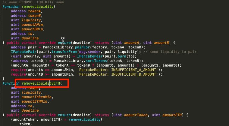 スクリーンショット 2021 07 07 23.51.41 - 【DeFi】直接コントラクトからLPを解体する方法を徹底解説します。