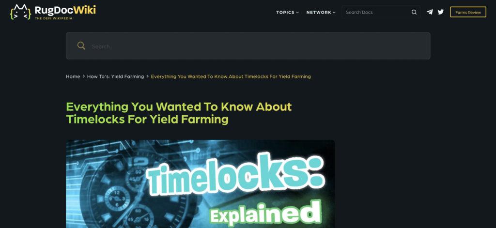 スクリーンショット 2021 07 08 22.18.38 1024x471 - 【DeFi】Timelockが重要ではない3つの理由を徹底解説します