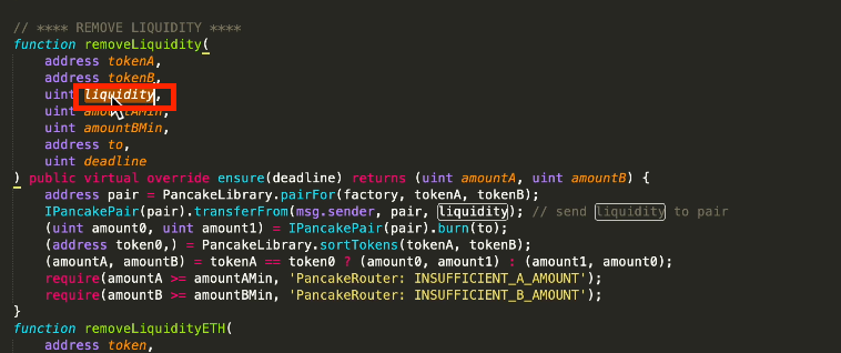 スクリーンショット 2021 07 08 22.18.53 - 【DeFi】直接コントラクトからLPを解体する方法を徹底解説します。
