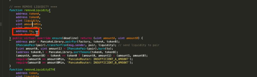 スクリーンショット 2021 07 09 0.19.18 1024x308 - 【DeFi】直接コントラクトからLPを解体する方法を徹底解説します。
