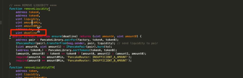 スクリーンショット 2021 07 09 0.20.34 1024x330 - 【DeFi】直接コントラクトからLPを解体する方法を徹底解説します。