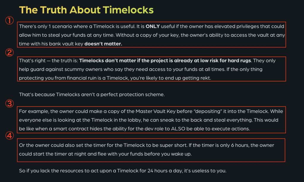 スクリーンショット 2021 07 09 15.27.14 1024x614 - 【DeFi】Timelockが重要ではない3つの理由を徹底解説します